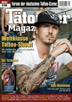 Landleben-Infos.de | Foto: TätowierMagazin - Sänger der Söhne Mannheims im Exklusiv-Interview.