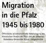 Ost Nachrichten & Osten News | Foto: Gehörte die Pfalz im 19. Jahrhundert noch zu den gleichsam >> klassischen Auswanderungslandschaften <<, so wurde sie nach 1945 wie viele andere Gebiete in Deutschland und Europa zu einem Einwanderungslandschaft.