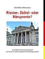 SeniorInnen News & Infos @ Senioren-Page.de | Foto: Riester-, Eichel- oder Rüruprente? Endlich ein Buch mit Fakten und klaren Empfehlungen.