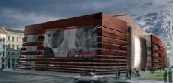 Ost Nachrichten & Osten News | Foto: Der Neubau einer Philharmonie mit drei weiter sich anschließenden Veranstaltungsräumen wird ein Zeichen für die Stadt, weithin sichtbar und architektonisch wunderbar kontrastierend zur alten Oper und den Backsteingebäuden in der Umgebung.