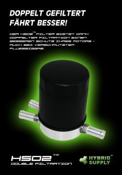 Autogas / LPG / Flüssiggas | Foto: Autogas & LPG News - HS02 double filtration LPG-Filter.