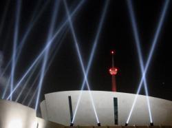 Ost Nachrichten & Osten News | Foto: Königliche Einweihungszeremonie am National Charter Monument in Bahrain, Foto © A&O Technology.