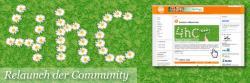 SeniorInnen News & Infos @ Senioren-Page.de | Foto: 4hc – for handicapped ist ein Internet-Portal für Menschen mit Behinderung oder schweren Krankheiten und deren Umfeld.