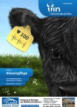 Landwirtschaft News & Agrarwirtschaft News @ Agrar-Center.de | Foto: Fleischrinder und Infos - Ausgabe Juni 2011.