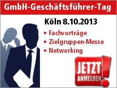 News - Central: Logo Gmbh-Geschäftsführer-Tage