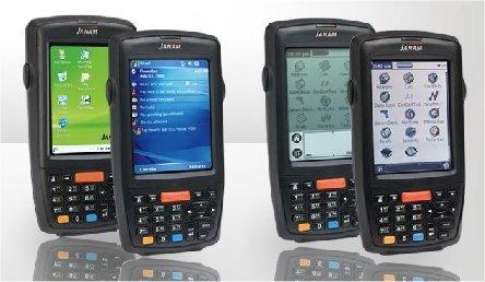 Neue Produkte @ Produkt-Neuheiten.Info | Barcode PDAs der XP- und XM-Serie