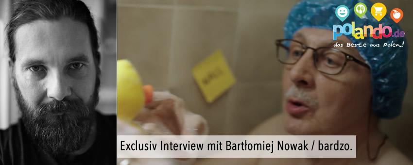 Ost Nachrichten & Osten News | Interview mit Bartek Nowak / bardzo von POLANDO.de