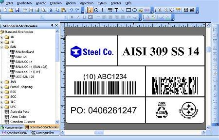Freie Pressemitteilungen | Etiketten-Software BarTender