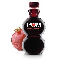 Neue Produkte @ Produkt-Neuheiten.Info | Foto: POM Wonderful-Flasche mit Frucht.
