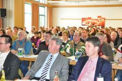 Landwirtschaft News & Agrarwirtschaft News @ Agrar-Center.de | Foto: Vollbesetzte Tagungsräume.