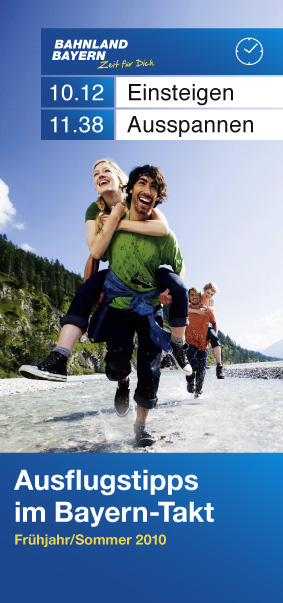 Tarif Infos & Tarif Tipps & Tarif News | Ausflugstipps im Bayern-Takt