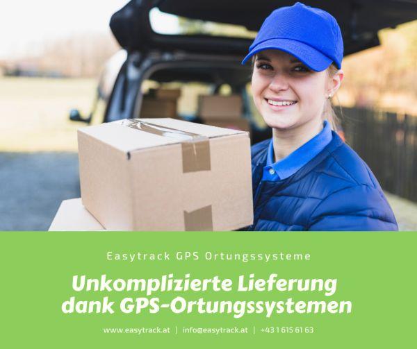 Internet Portal Center | Lieferung mit GPS Tracker LIVE verfolgen