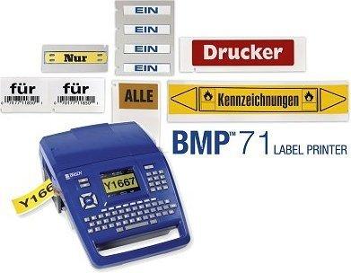Technik-247.de - Technik Infos & Technik Tipps | Der neue BMP71 Etikettendrucker