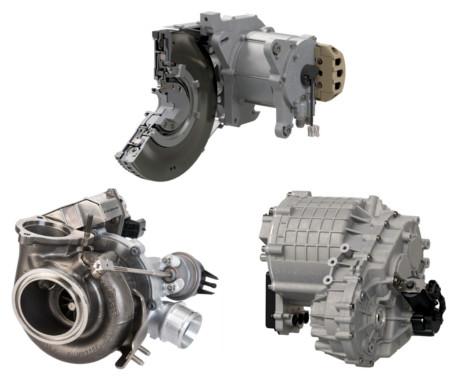 Internet Portal Center | BorgWarner debütiert mit zahlreichen Technologien für Fahrzeuge mit Verbrennungsmotor, Hybrid- und Elektroantrieb auf der Internationalen Automobil-Ausstellung (IAA) Pkw 2017 und geht die Herausforderungen der Antriebe von Morgen an.