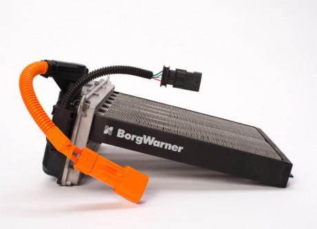 BorgWarner liefert seinen energieeffizienten Hochvolt-PTC-Luftheizer für das neue Modell eines weltweit bekannten Herstellers von Elektrofahrzeugen – für noch mehr Reichweite und optimalen Fahrkomfort. | Freie-Pressemitteilungen.de