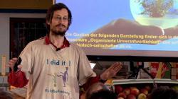 Landwirtschaft News & Agrarwirtschaft News @ Agrar-Center.de | Foto: nexworld.TV: Vortrag von Jörg Bergstedt über Gentechnik.