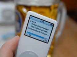 Bier-Homepage.de - Rund um's Thema Bier: Biere, Hopfen, Reinheitsgebot, Brauereien. | Foto: Hofbräuhaus Podcast