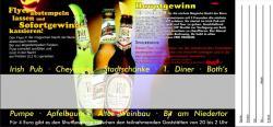 Bier-Homepage.de - Rund um's Thema Bier: Biere, Hopfen, Reinheitsgebot, Brauereien. | Foto: Wer diesen Flyer in 4 Locations abstempeln lässt erhält nicht nur ein Freibier, sondern kann auch noch ein VIP Paket für die nächste Magische Nacht gewinnen..