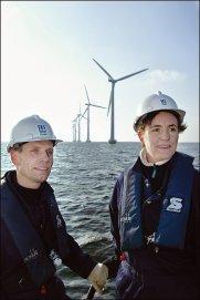 Alternative & Erneuerbare Energien News: Foto: Bei DNV Offshore-Windanlagen wird Sicherheit ganz groß geschrieben.
