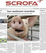 Landwirtschaft News & Agrarwirtschaft News @ Agrar-Center.de | Foto: Die Kundenzeitung von WEDA ist die Antwort auf den hohen Informationsbedarf der Stallbesitzer.