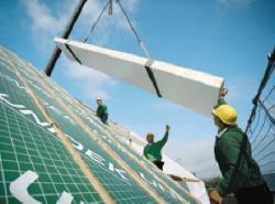 Fertighaus, Plusenergiehaus @ Hausbau-Seite.de | Foto: Dachdeckerei und Bauunternehmung Brendel - Zuverlässigkeit und Kompetenz für Ihr Eigenheim.