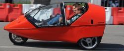 Alternative & Erneuerbare Energien News: Foto: Leichtelektromobil TWIKE.