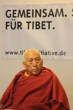 Ost Nachrichten & Osten News | Foto: Der tibetische Premierminister Samdhong Rinpoche beim TID-Pressegespräch.