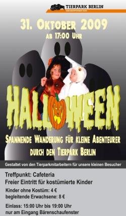 Berlin-News.NET - Berlin Infos & Berlin Tipps | Berlin-News.Net. Foto: Halloween im Tierpark Berlin.