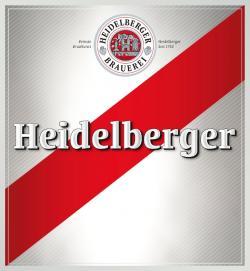 Bier-Homepage.de - Rund um's Thema Bier: Biere, Hopfen, Reinheitsgebot, Brauereien. | Foto: Neues, von Dauth.Kaun entwickeltes Logo der Heidelberger Brauerei.