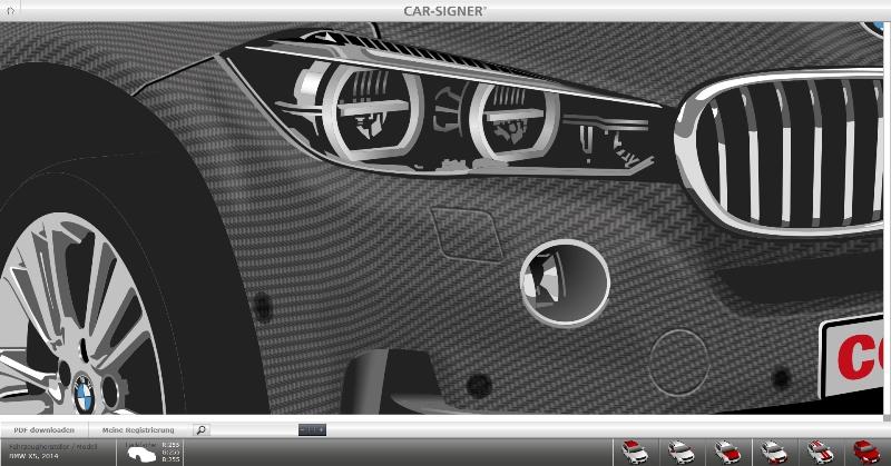 Auto News | Schicke Carbon-Effekte lassen sich mit Folien umsetzen