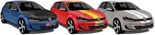 Auto News | Mit wenigen Klicks sind verschiedenste Styles realisierbar