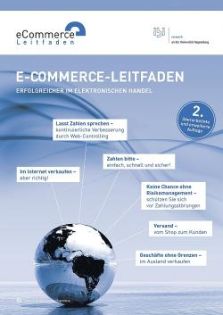 Open Source Shop Systeme | Foto: Die stark erweiterte und aktualisierte Neuauflage des E-Commerce-Leitfadens ist ab sofort unter www.ecommerce-leitfaden.de verfügbar.
