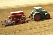 Foto: Der Pronto 3 DC von Horsch im Feldeinsatz. |  Landwirtschaft News & Agrarwirtschaft News @ Agrar-Center.de