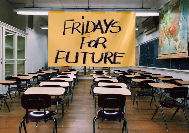 Nicht nur die Schülerinnen und Schüler, alle sind aufgerufen am 20. September auf der Straße für die Zukunft zu streiten! Bildvermerk: Bild von Gerd Altmann auf Pixabay | Freie-Pressemitteilungen.de