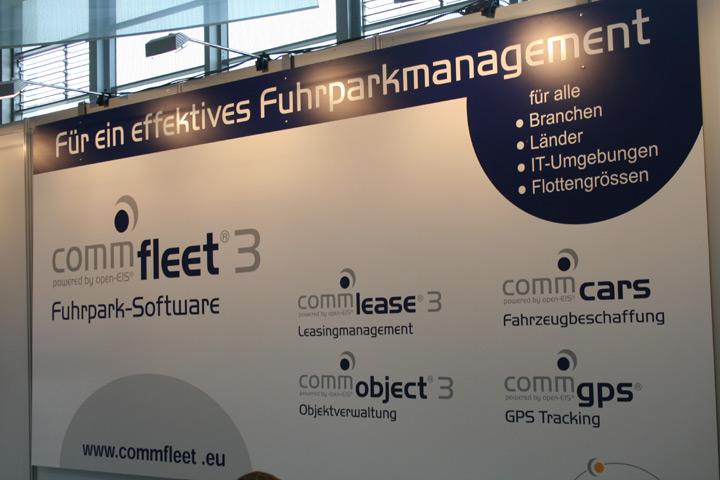 Berlin-News.NET - Berlin Infos & Berlin Tipps | comm.fleet 3 überzeugte Fachbesucher auf dem bfp Fuhrpark-FORUM 2013