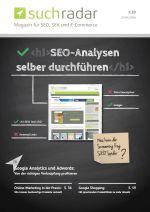 Suchmaschinenoptimierung & SEO - Artikel @ COMPLEX-Berlin.de | Foto: Cover SuchRadar Ausgabe 59 (27. April 2016)