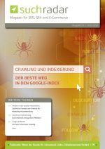 Suchmaschinenoptimierung & SEO - Artikel @ COMPLEX-Berlin.de | Foto: Cover SuchRadar Ausgabe 58 (24. Februar 2016)