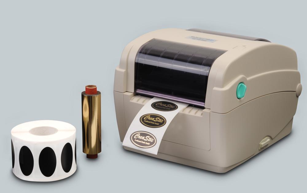 Gold-News-247.de - Gold Infos & Gold Tipps | CreaStic-Etiketten eröffnen neue Möglichkeiten für Thermotransfer-Drucker