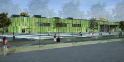 Alternative & Erneuerbare Energien News: Foto: Der Entwurf für Sport- und Freizeitbad stammt von der pbr AG aus Osnabrück.