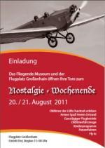 Historisches @ Historiker-News.de | Foto: Das Fliegende Museum hat seit September 2000 eine neue Heimat in Großenhain in Sachsen gefunden.