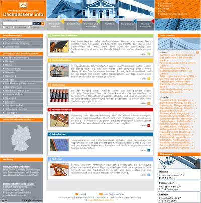 Tarif Infos & Tarif Tipps & Tarif News | Dachdeckerei.info