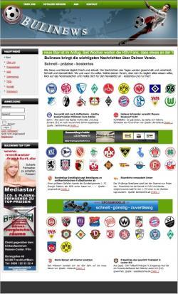 News - Central: Foto: BuLinews bringt die News zum Lieblingsverein täglich und kostenlos per Mail.