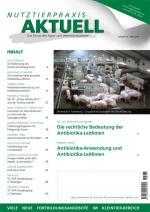 Landwirtschaft News & Agrarwirtschaft News @ Agrar-Center.de | Foto: NUTZTIERPRAXIS AKTUELL(NPA) Nr. 36.