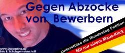 Landleben-Infos.de   Foto: Bitte Bundestag Petition unterstützen. Aufruf zum Schutz vor Bewerber und Casting Abzocke.