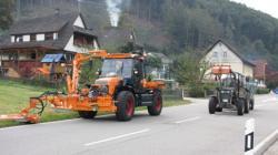 Landwirtschaft News & Agrarwirtschaft News @ Agrar-Center.de | Agrar-Center.de - Agrarwirtschaft & Landwirtschaft. Foto: Das Modell >> trac 120 << erfüllt alle Anforderungen als kommunales Nutzfahrzeug.