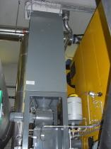 Alternative & Erneuerbare Energien News: Foto: Der Filterzyklon für das Pelletvac-System basiert auf der bewährten ESTA-Absaugtechnologie.