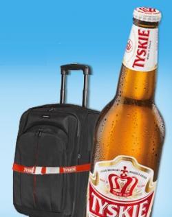 Bier-Homepage.de - Rund um's Thema Bier: Biere, Hopfen, Reinheitsgebot, Brauereien. | Foto: Mit Tyskie auf Reisen.