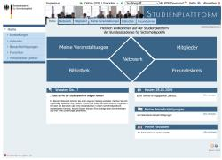 Freie Software, Freie Files @ Freier-Content.de | OpenSource Software News - Foto: Studienplattform BAKS.
