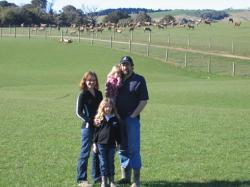 Landwirtschaft News & Agrarwirtschaft News @ Agrar-Center.de | Foto: Andrea und Grant Cochrane wurden im vergangenen Jahr mit dem Environmental Award der Deer Industry New Zealand für besonders nachhaltige Bewirtschaftung ihrer Hirschfarm ausgezeichnet.