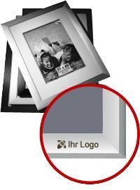 Einkauf-Shopping.de - Shopping Infos & Shopping Tipps | Foto: Bilderrahmen mit eigenem Logo.